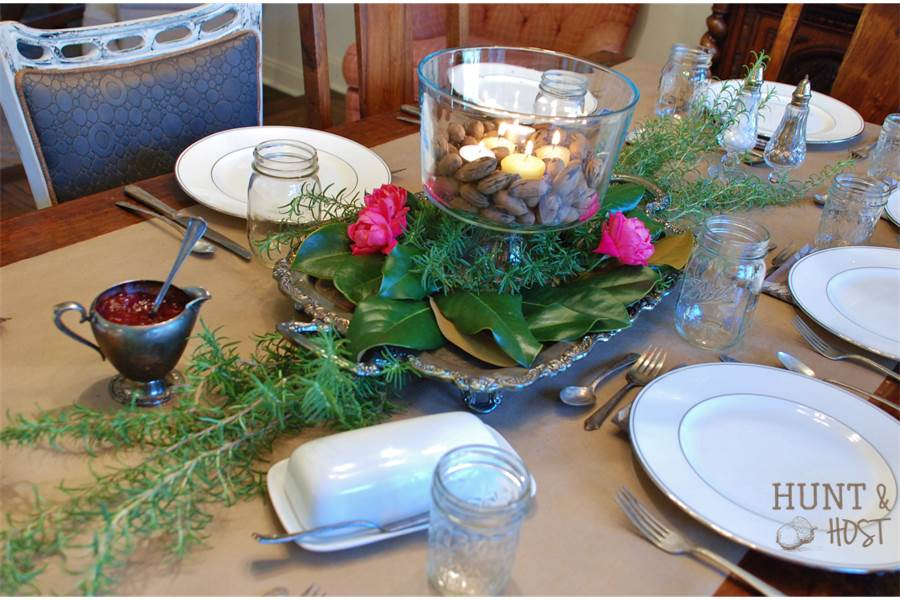 memory tablescape