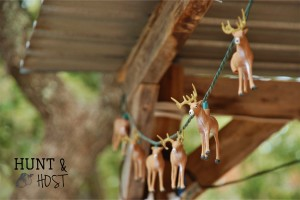 deer camp glamour