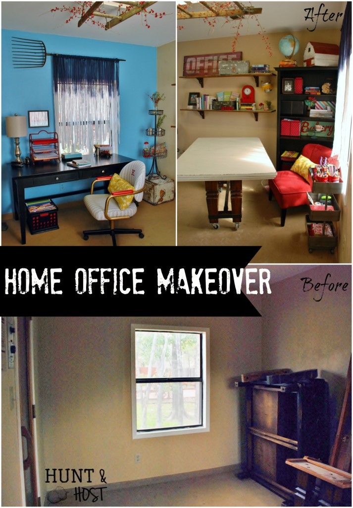 home office makeover shar e your gift of decorating