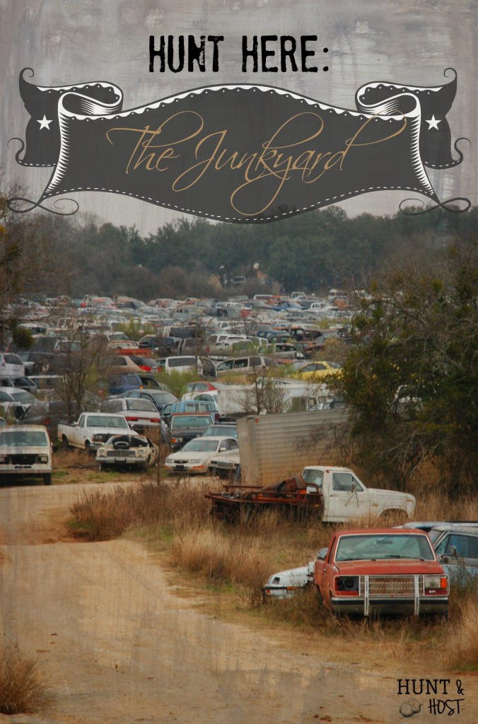 hunt here junkyard