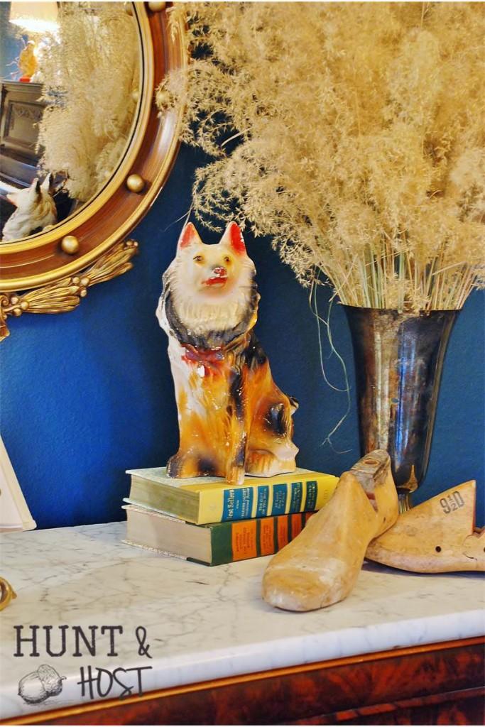 chalkware dog 2