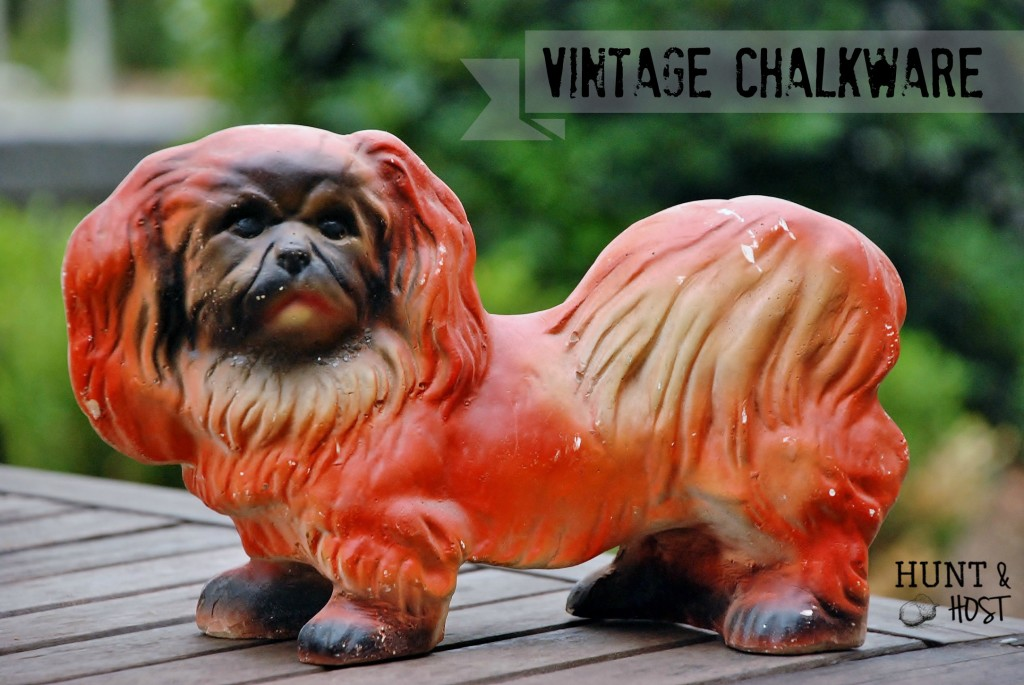 chalkware vintage
