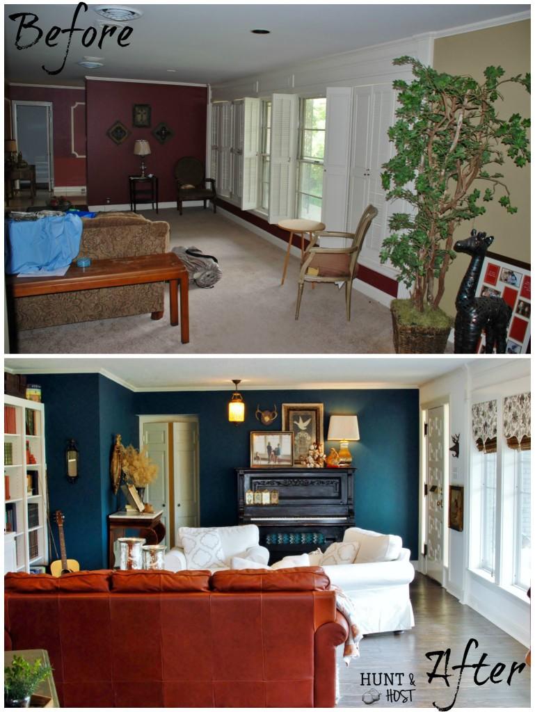 den living room decoration