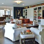 den living room makeover