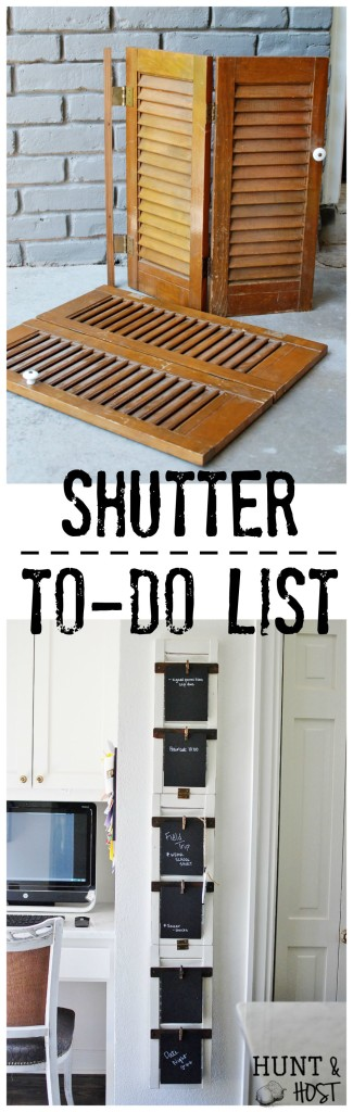 shutter to do list before and after