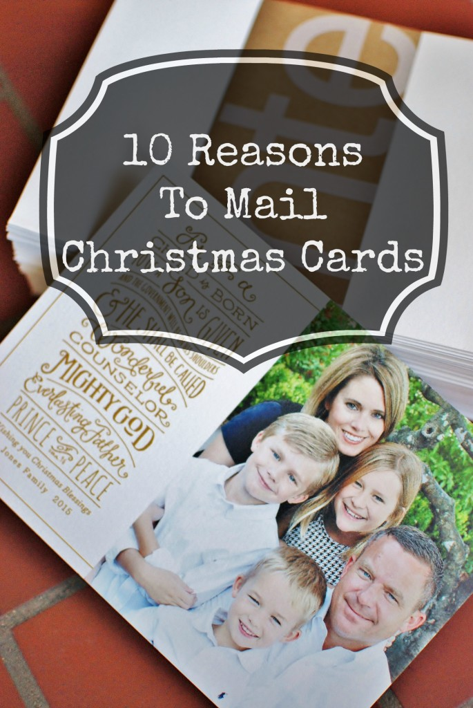 10 reasons to mail christmas cards huntandhost.net