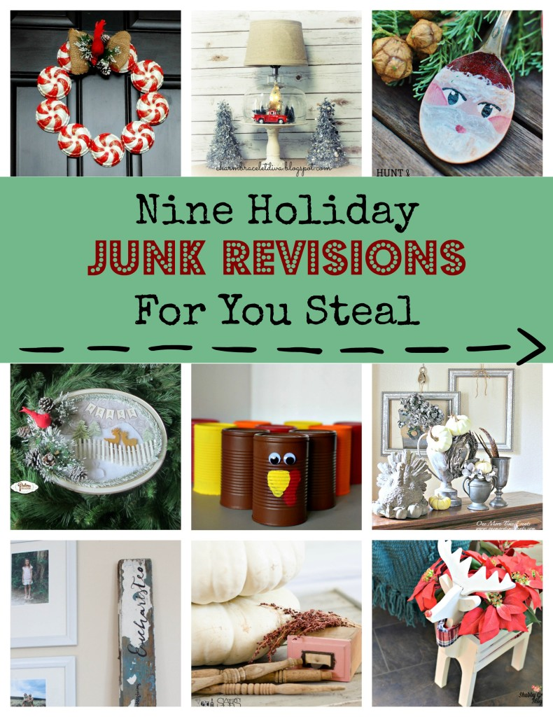 nine holiday junk revisions