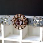 Soda Crate Jewelry Organizer. #junkReVision Challenge. huntandhost.net