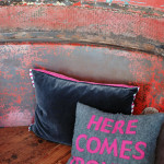 A glimpse at The Ladysmith, Miranda Lambert's Bed & Breakfast and an interview with the designer, Phara Queen. www.huntandhost.net