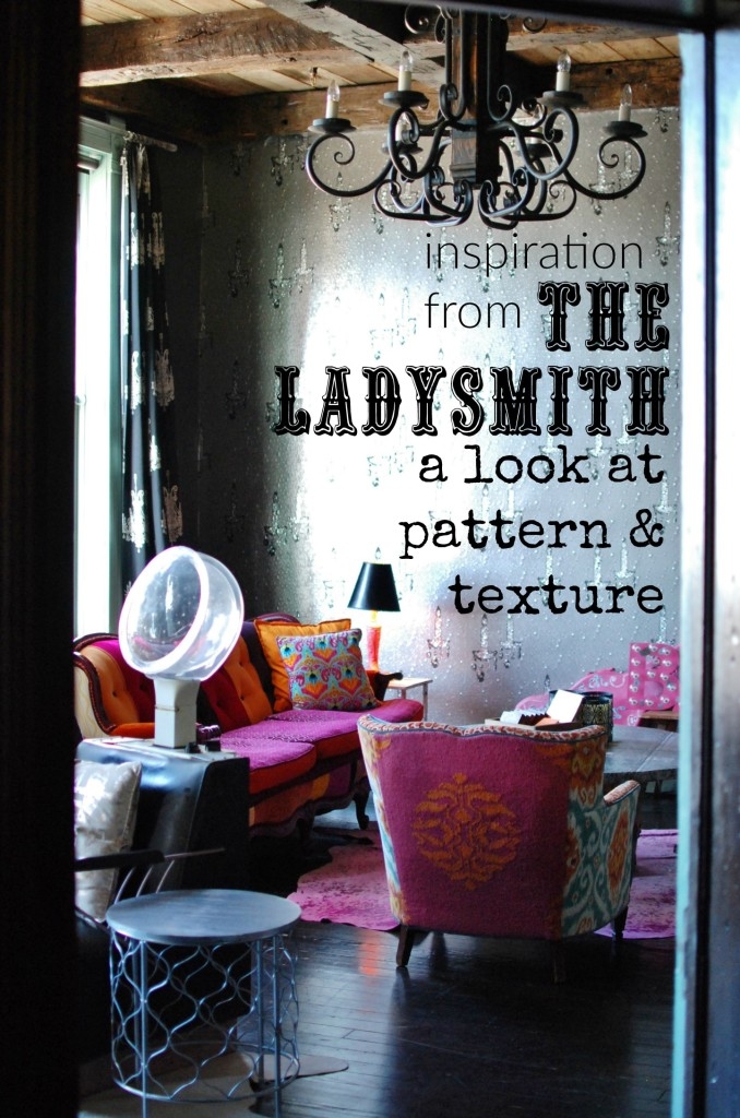Get the look of Miranda Lambert's Ladysmith hotel with tips from the designer, Phara Queen. www.huntandhost.net