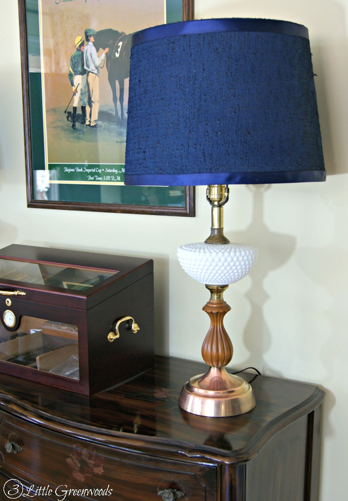 Lampshade Ideas! Things to do with out of style lampshades, ways to update old lampshades and lampshade alternatives!