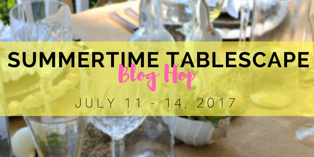 A beautiful variety of summer table ideas to spruce up your home for summertime! from red, white and blue, to watermelons and cool blue beaches so many DIY ideas for summer here!