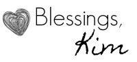 Blessings, Kim from Hunt & Host