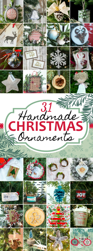 Family Christmas memories stored in a handmade time capsule ornament with a free printable to start a family tradition that will bring fun and laughter for years to come.