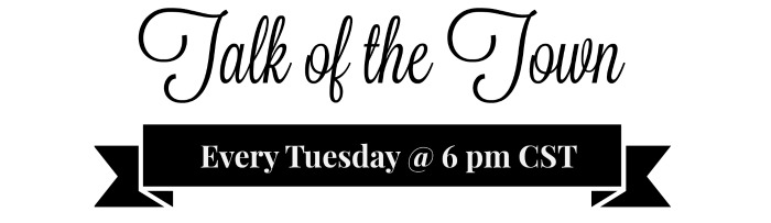 Talk of the Town Link Party Every Tuesday at 6 Central, join Knick of Time, Hunt & Host, My Repurposed Life and Interior Frugalista and show off your upcycled DIY projects and yummy recipes!