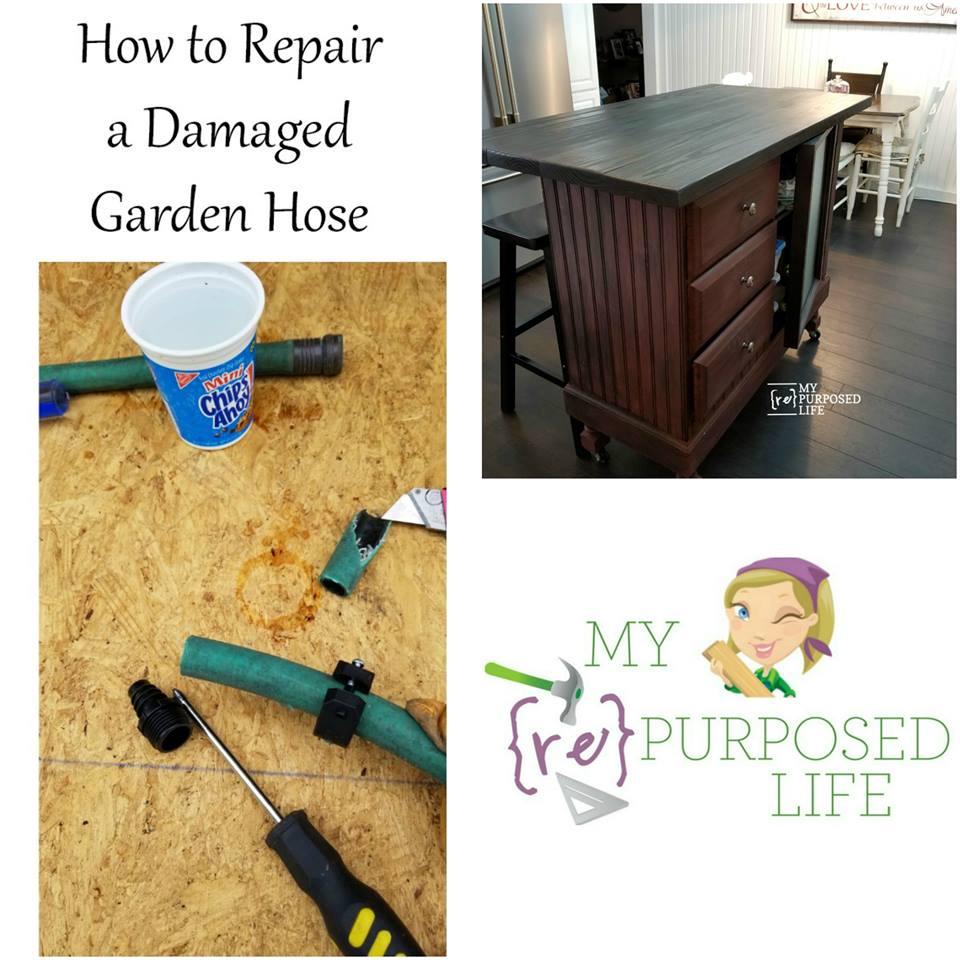 How to Repair a Garden Hose