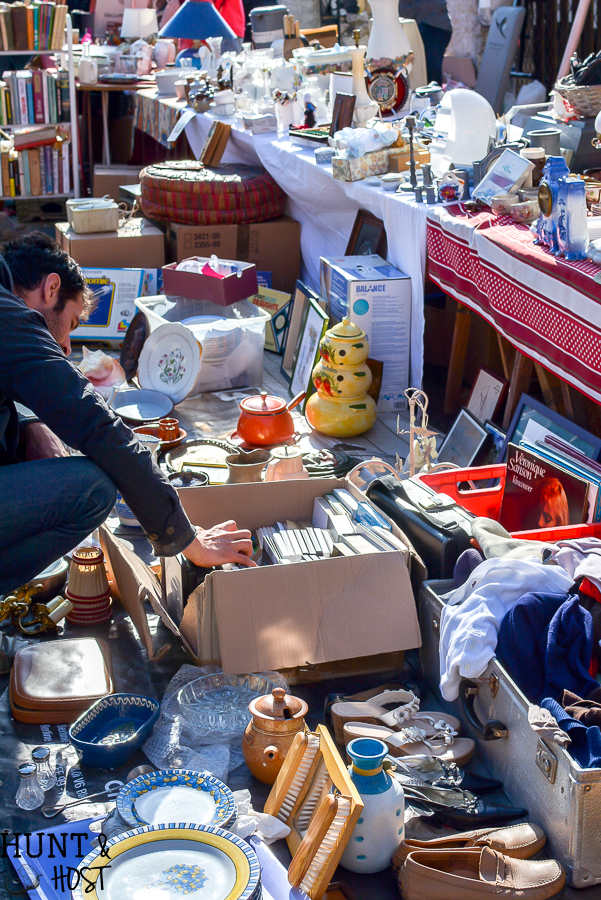 Join me on a French brocante shopping day and see the thrifted treasures I brought home. A flea market in France is my dream, just wish the suitcases where bigger!!!