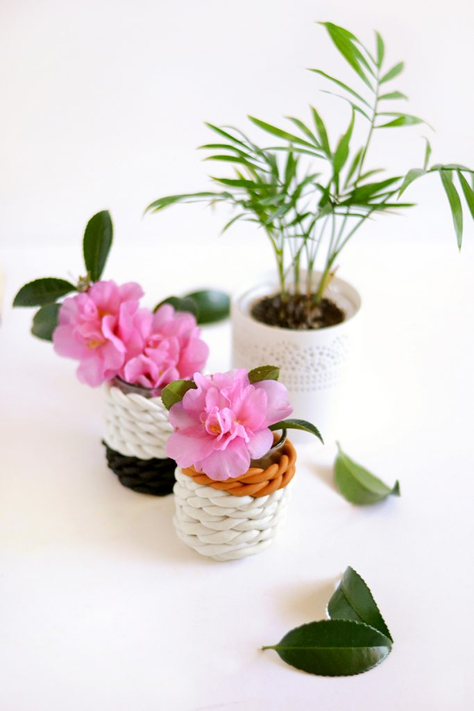 creative ideas for flowers DIY bud vases