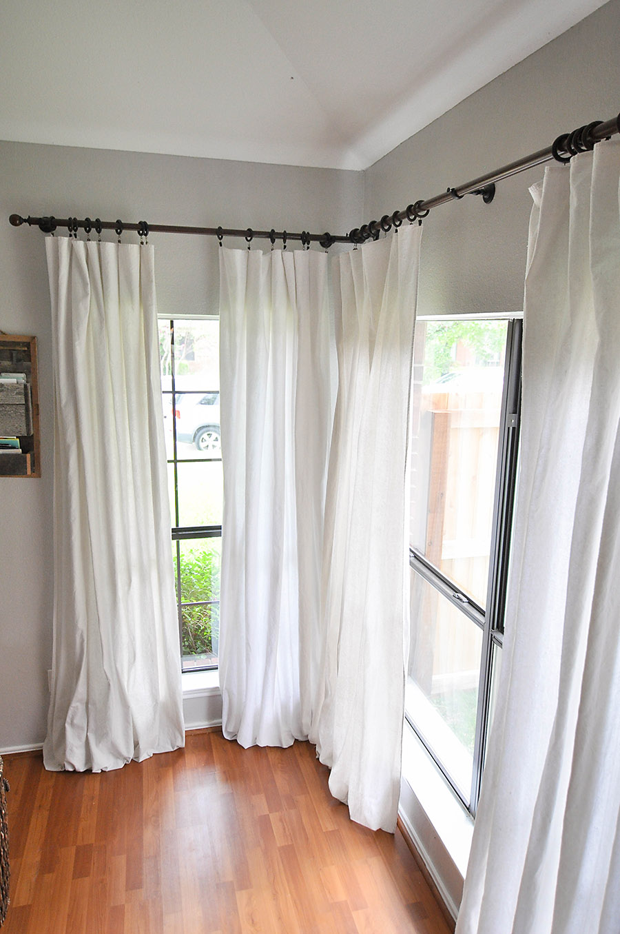 Unexpected Curtain Ideas Salvaged Living